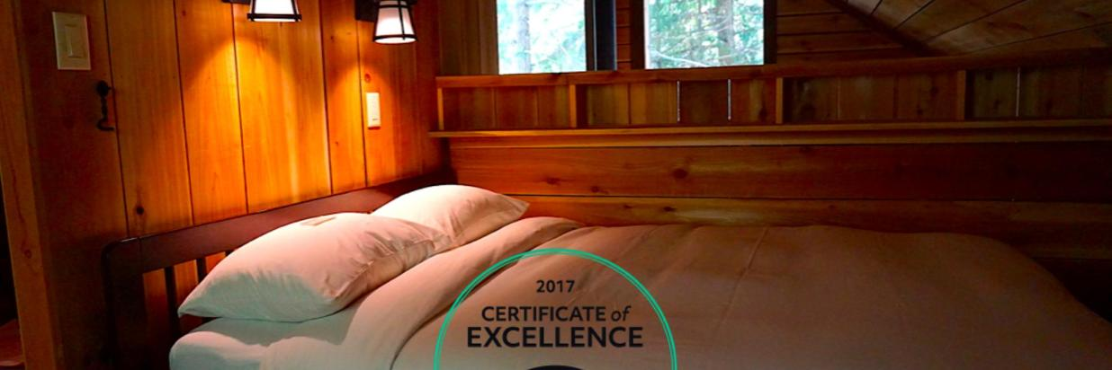 Aug 9 - TripAdvisor Certificate of Excellence