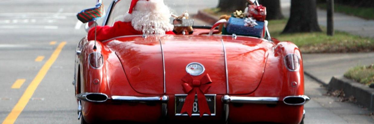 Old Fashioned Christmas Parade
