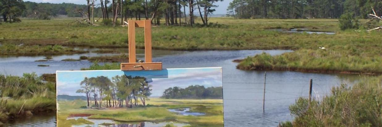 13th Annual Chincoteague Plein Air Painting Event