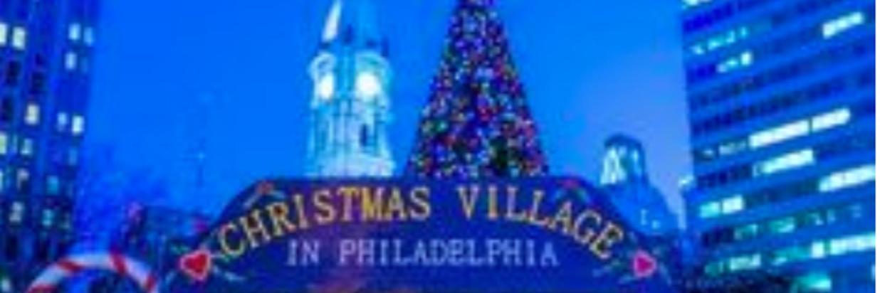 Christmas Village Philadelphia.Sleep Inn Center City Official Site Hotels In Philadelphia