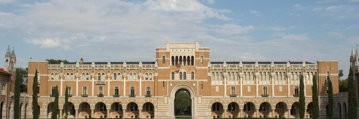 Rice University Houston