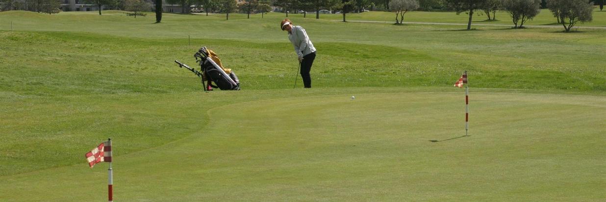 Boostez votre golf en 3 jours - Parcours demi-pension - à partir de 428 €