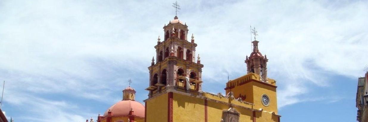 Paquete Ven a Guanajuato