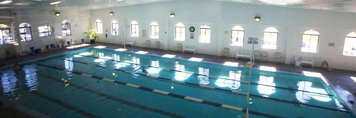 Morehead City SportsCenter Olympic Sized Indoor Pool