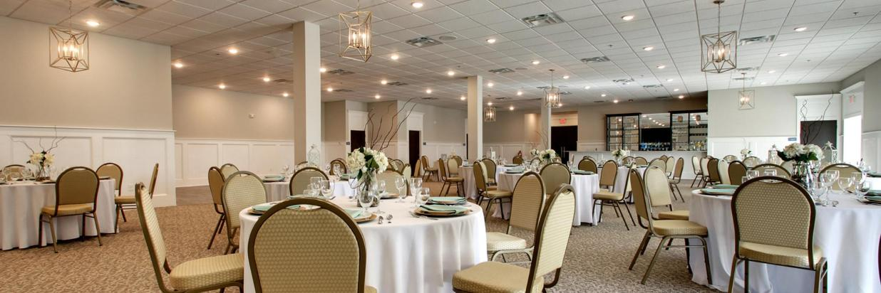Grand Ballroom Tables
