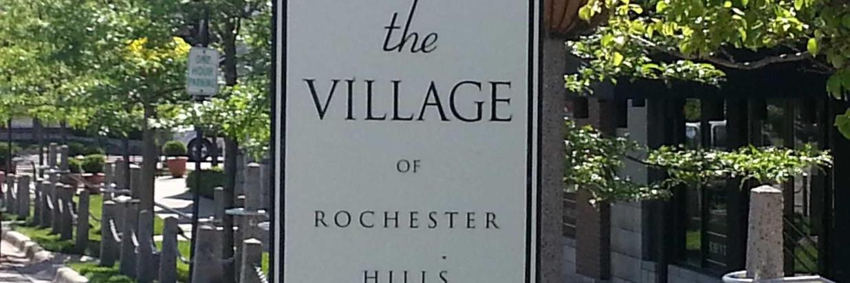 The Village of Rochester Hills