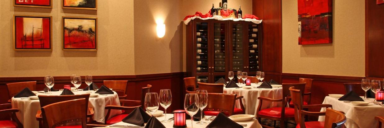 Ruth's Chris Romance Package