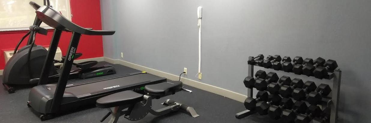 ALL NEW FITNESS ROOM