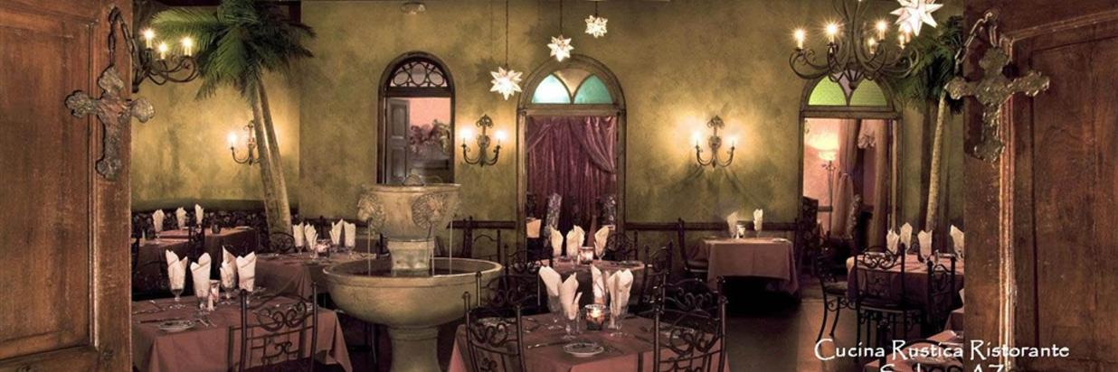 Save 10% at Cucina Rustica - Canyon Villa Bed and Breakfast Inn Sedona