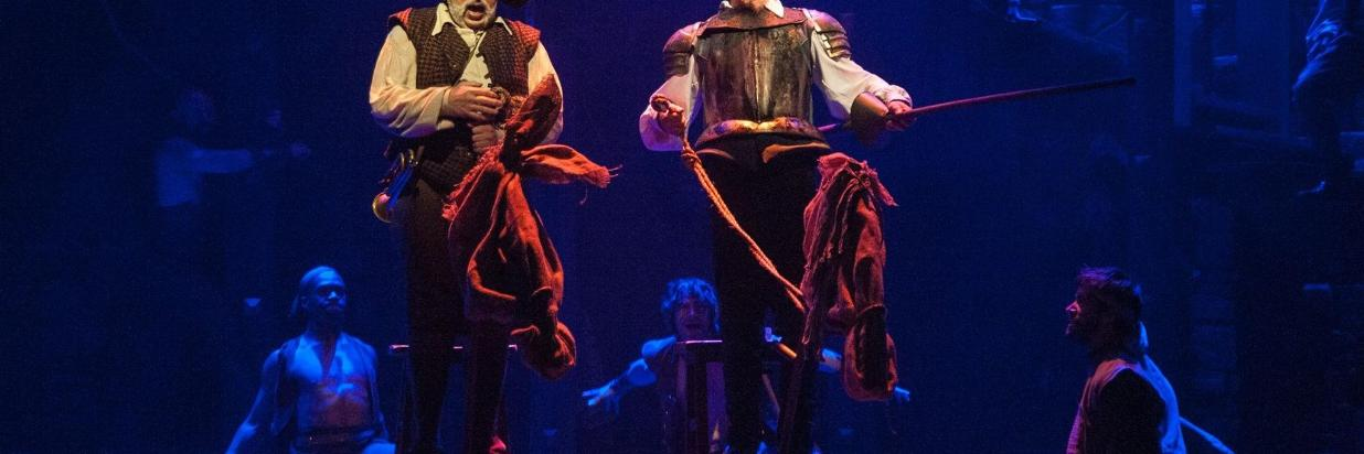 """Man of La Mancha"" at Barrington Stage Company"