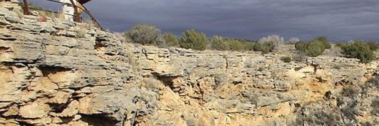 Montezuma's Well Indian Ruins