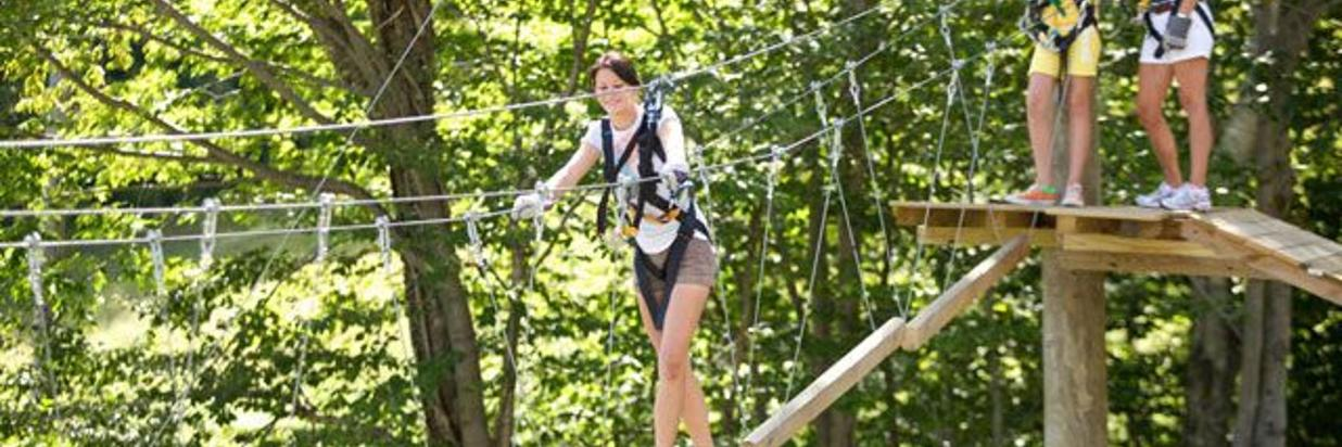 High Ropes / Aerial Adventure Parks