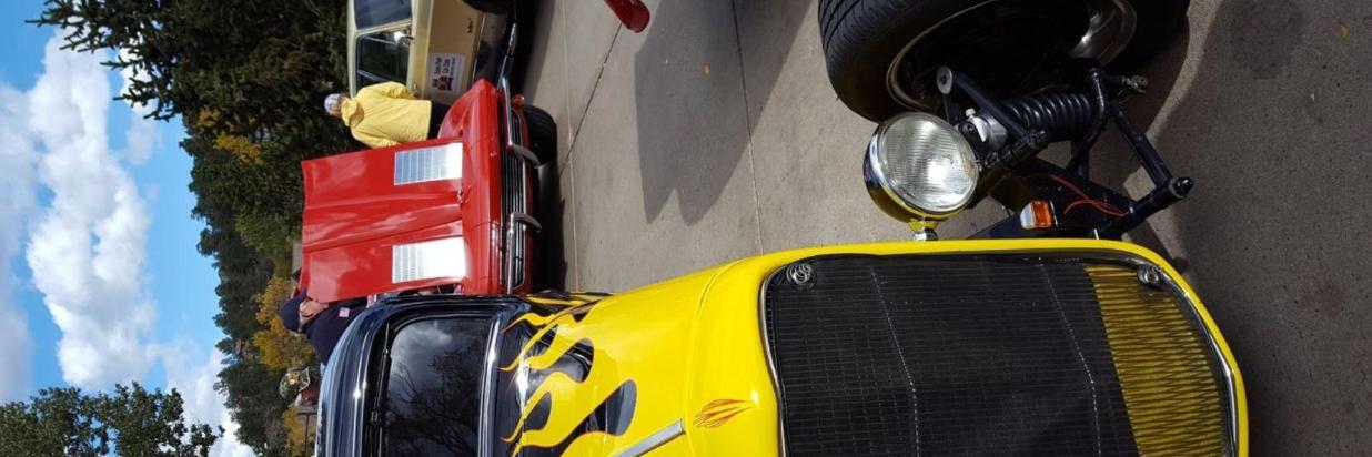 Classic cars!