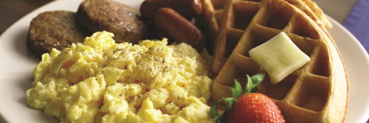 Menu du petit-déjeuner