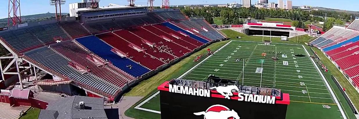 Game Day Special - Calgary Stampeders