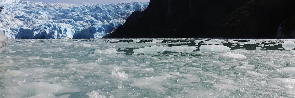 Navegación Lago Grey