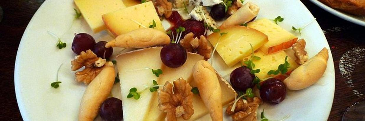 Cider and Cheese Sampler