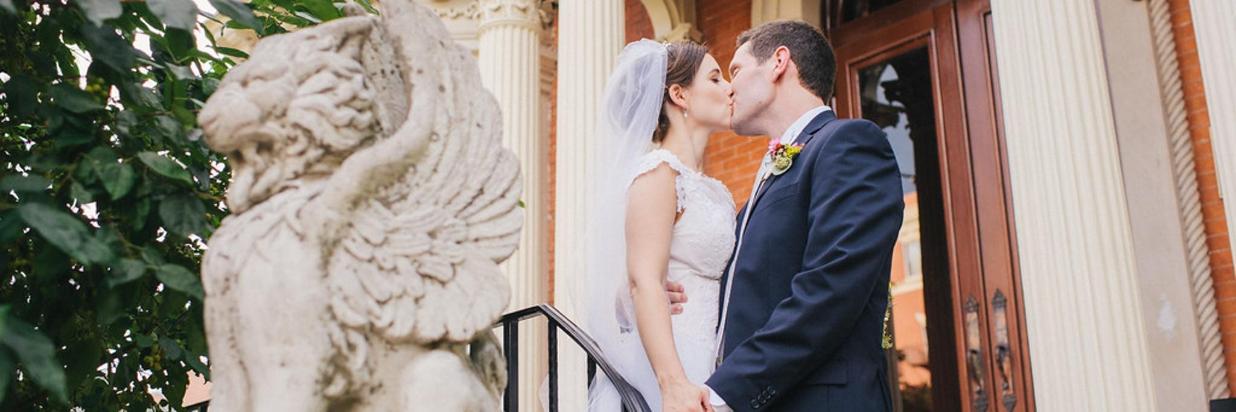 The Whole Hotel Wedding