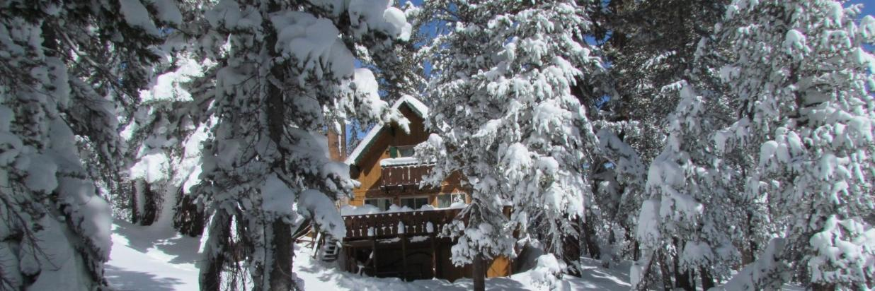 Cabins mammoth mountain chalets for Mammoth mountain cabins pet friendly