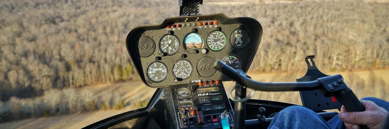 30 Minute Scenic Helicopter Tour