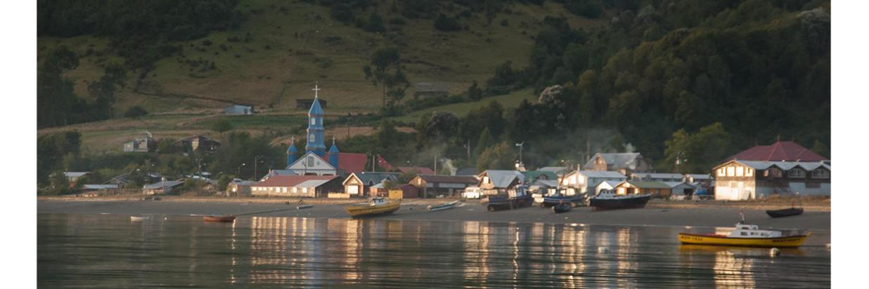 Tenaún - Isla Mechuque