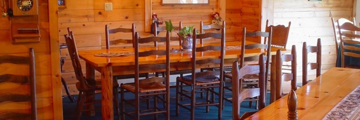 Annie Mae Lodge in Gustavus at Glacier Bay