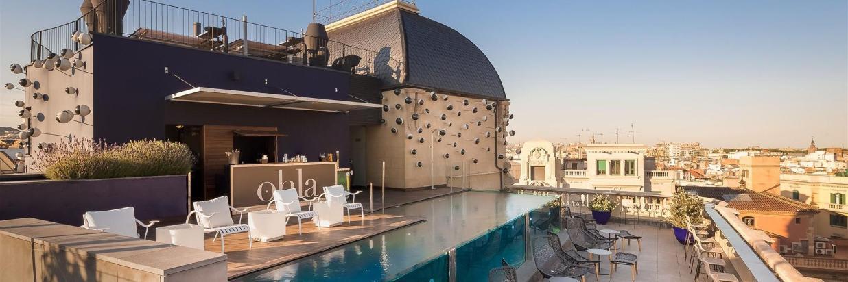 Rooftop y Piscina