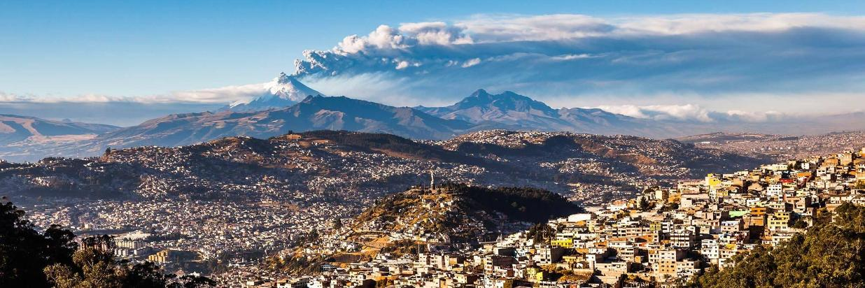 Andes & Amazon Tour
