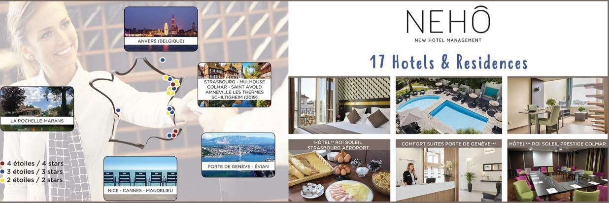 Hôtels et résidences NEHÔ