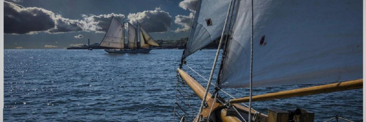 Windjammer Days in Boothbay Harbor, Maine
