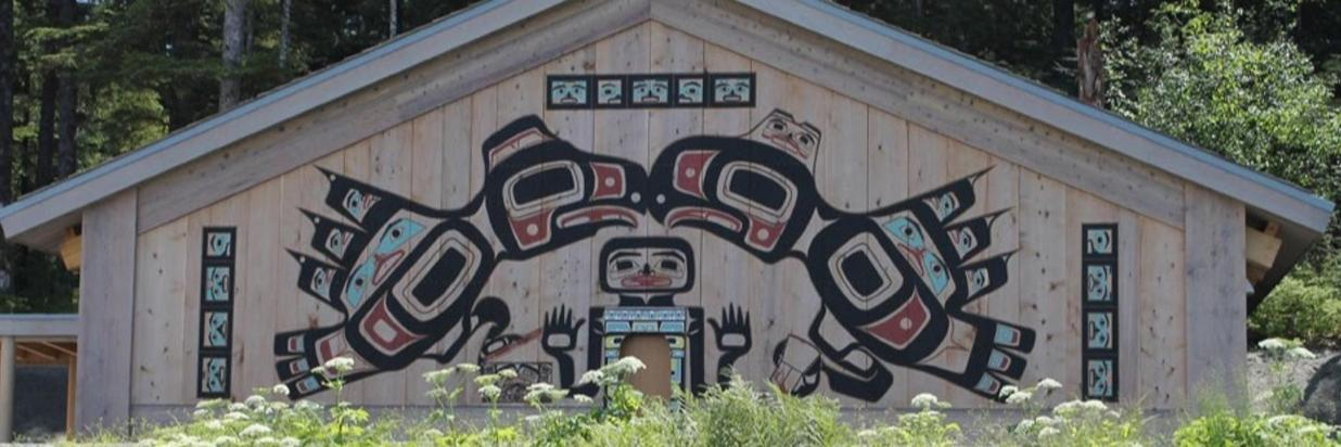 Huna Tribal House Project