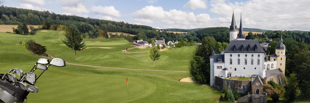 Golfing & enjoyment