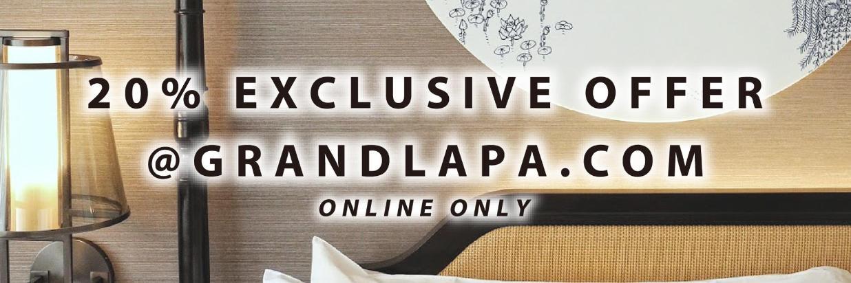 Exclusive at grandlapa.com
