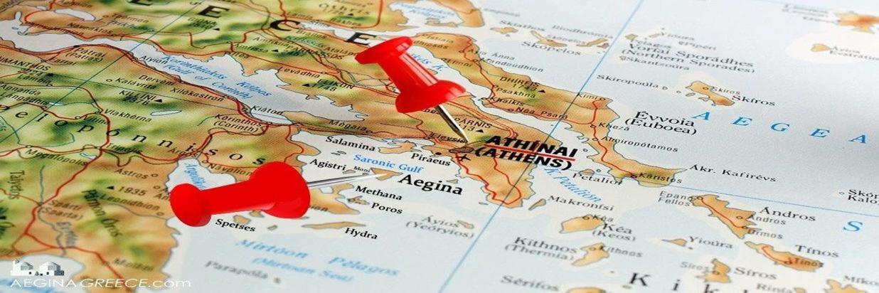 Aqua N J V Official Site Villas In Aegina Town
