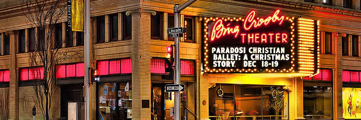 Special Rates - Bing Theater Ticket Holders