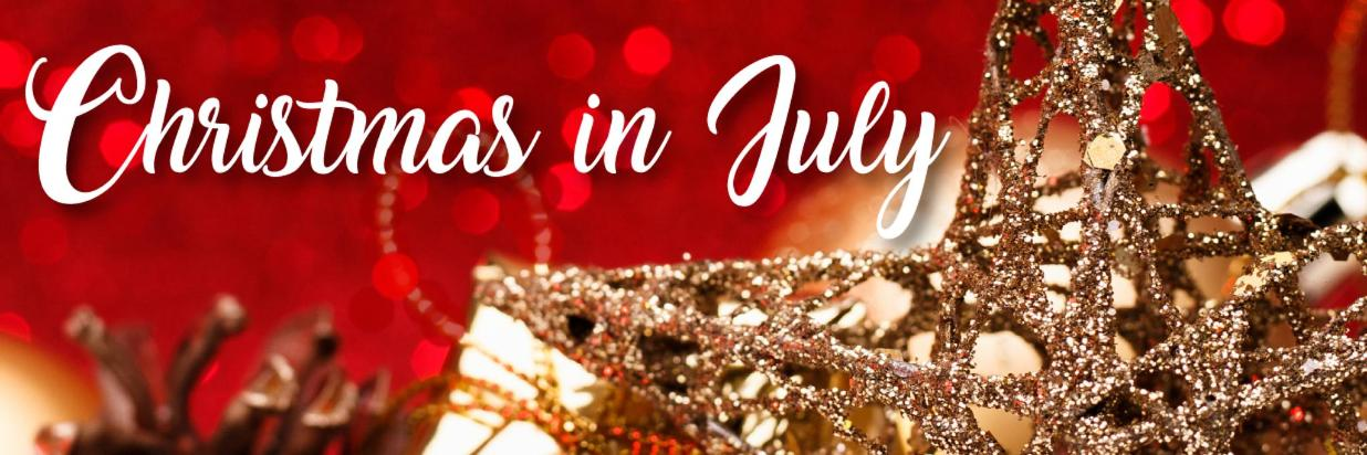 Christmas in July Luncheon