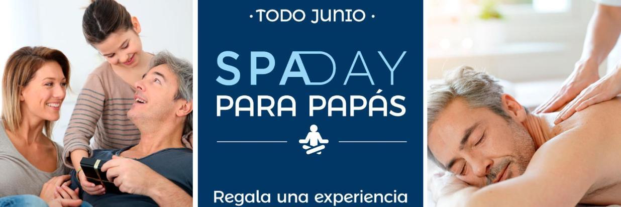 Spa Day para Papás
