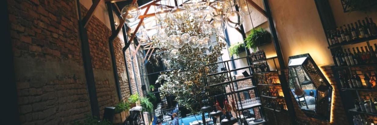 Restaurante Emilia Grace  - Zona G