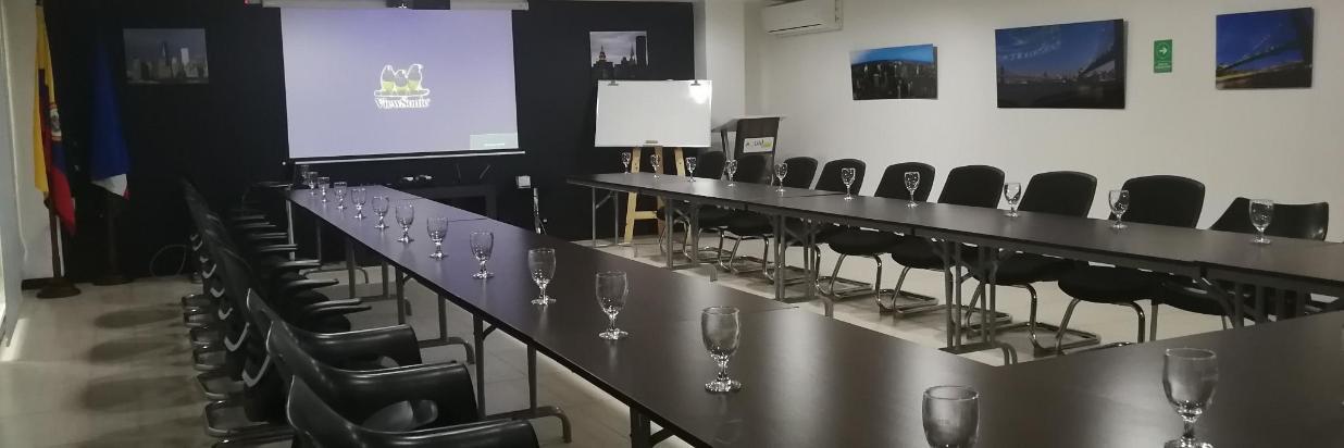 Salón Pacífico Andes 2