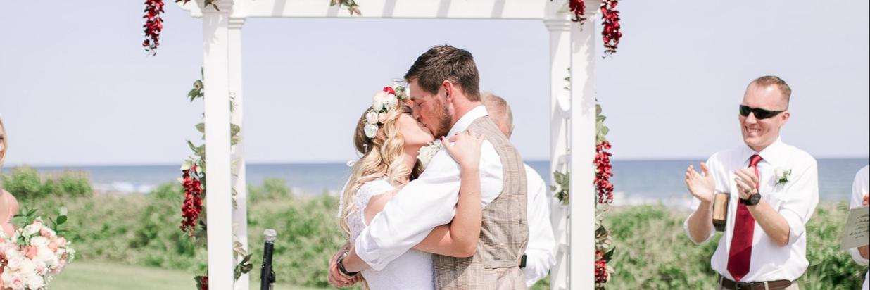 Islander Bride and Groom: Natalyn & AJ