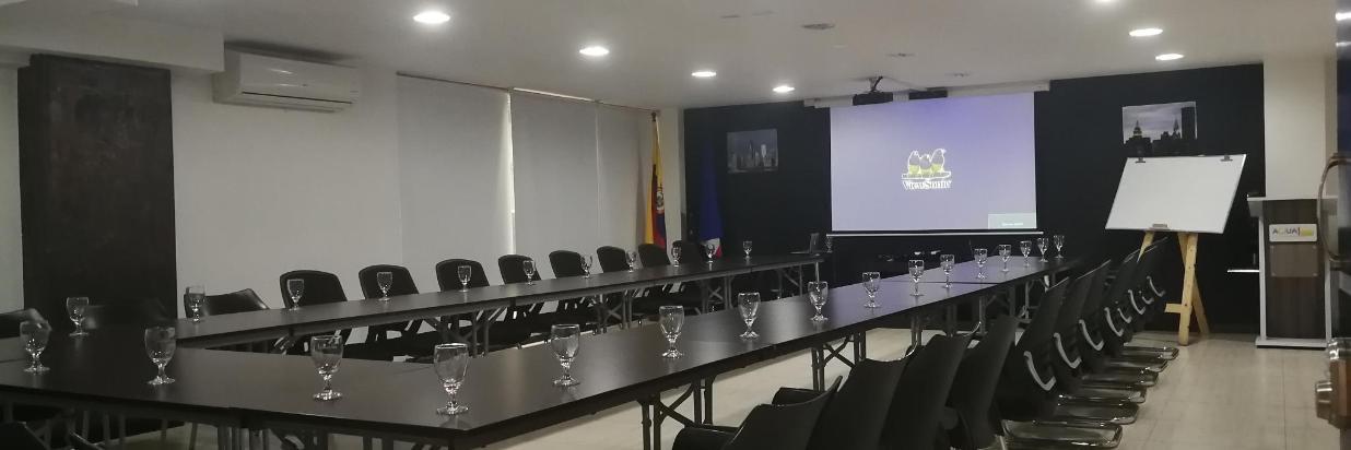 Salón de Eventos Pacífico Andes