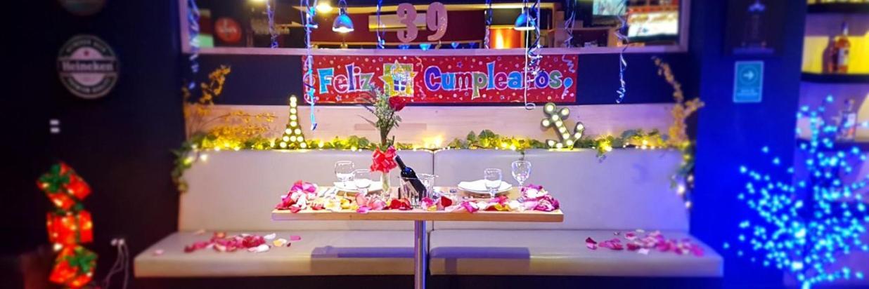 Cena Celebración - Restaurante La Cava del Aqua