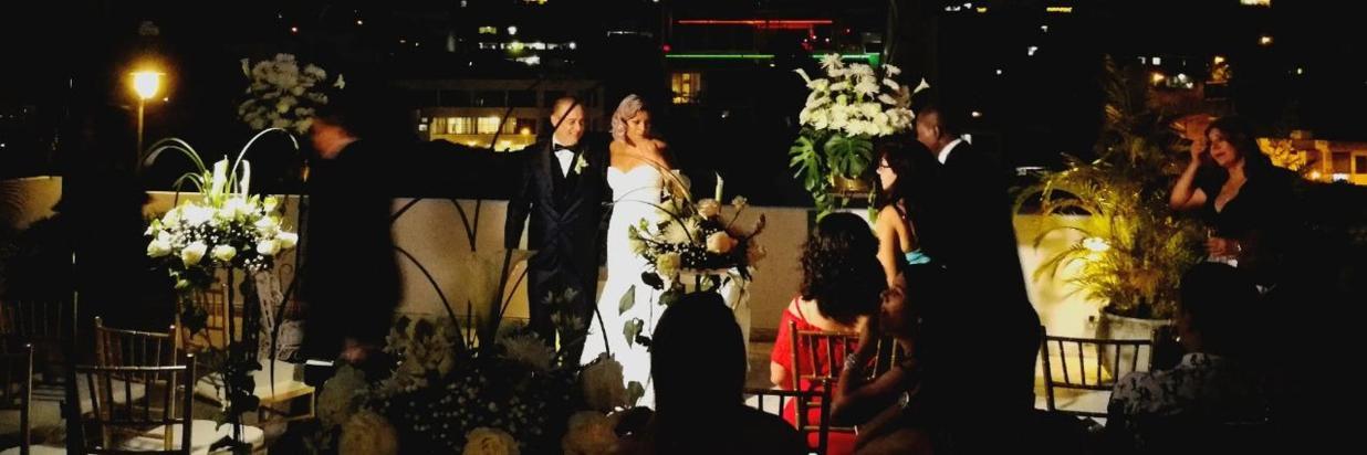 La Terraza del Aqua - Ceremonia Matrimonio