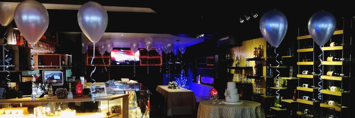 Matrimonio Recepción - La Cava del Aqua Restaurante