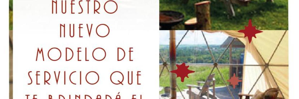 CampingDome Quilotoa