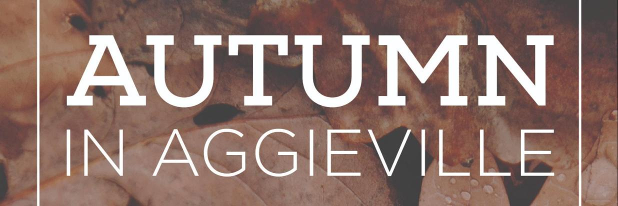 Autumn in Aggieville