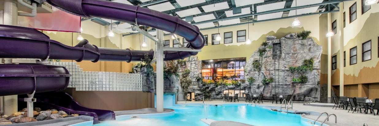 Indoor Water Park Pool