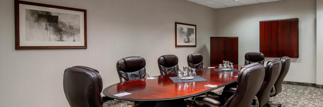 New Brunswick Boardroom