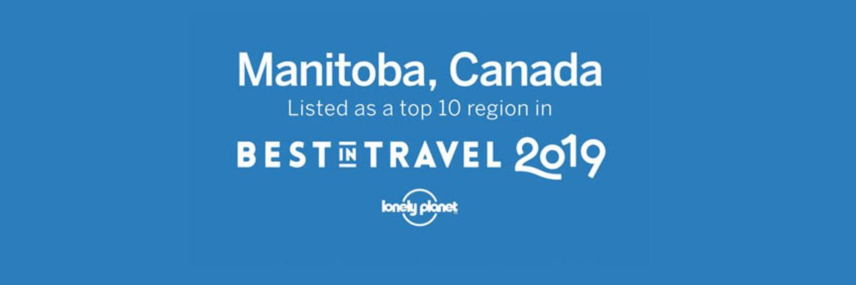 Lonely Planet Best in Travel 2019