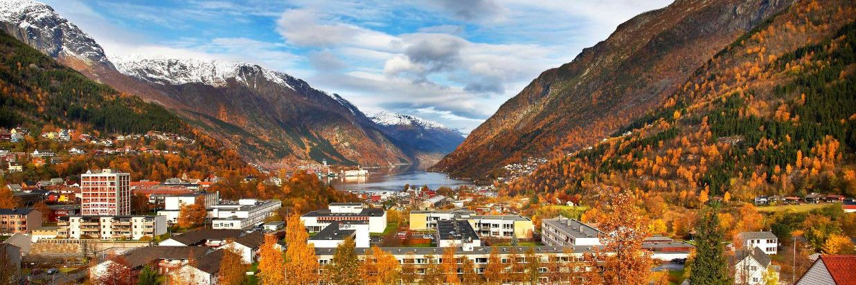Autumn in Odda